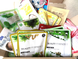 Korean Beauty Samples 70-Piece Set Discovery Pack 10 + Free Gift - $210.00