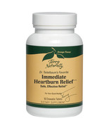 EuroPharma/Terry Naturally - Immediate Heartburn Relief - 50 Tablets - $9.95