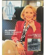 ORIGINAL Vintage Dec 1993 AMC Magazine Eva Marie Saint Carmen Miranda - $29.69