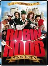 Robin Hood Men in Tights DVD Sherwood Forest Archer Carey Elwes Richard ... - $22.76