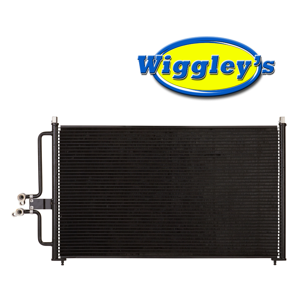 A/C CONDENSER FO3030202 FOR 05 06 07 FORD ESCAPE MERCURY MARINER 3.0L / 2.3L