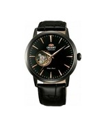 Orient Automatic Black Dial Men`s Watch New In Box - $240.88