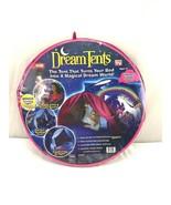 ONTEL Dream Tents - Unicorn Fantasy Twin Size Tent for Girls Bed - rainb... - $59.40