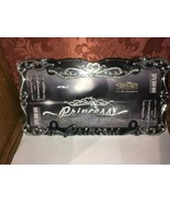 Princess License Plate Frame by Cruiser - New/Unopened - Metal and Plastic - $11.88