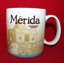 Starbucks Global Icon Merida Mexico Collectors Coffee Mug Cup 473 ml 16 ... - $40.77