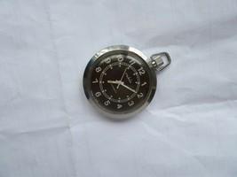 vintage pocket mechanical watch ruhla DDR 80s - $43.95