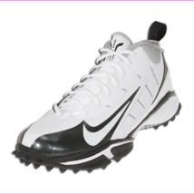 Nike Air Speed Destroyer 5/8 Black/White, Size 14.5 - $61.60