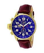 Invicta 3329 I-Force Men's Quartz Watch with Blue Dial Chronograph Displ... - $233.00