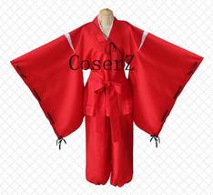 Anime Inuyasha Cosplay Costume Halloween Costume - $82.00