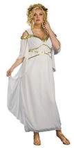 White Roman Goddess Plus Size Ladies Adult Costume, Rubies 17464 - $27.43