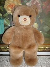 Gund Tender Teddy 1983 Large 19 Inch Karitas Vintage Retired W Tag - $183.78