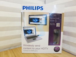 Philips 1080p/60 Wireless HD Net Connect Transmitter/Receiver SWW1890/27 - $139.89