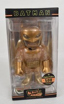 "Funko Vinyl Hikari Japanese Gold Batman Limited Edition 500 Gold Glitter 7"" - $49.50"