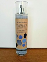 "Bath & Body Works ""Wildberry & Chamomile"" Fragrance Mist 8 ounce NEW - $6.95"
