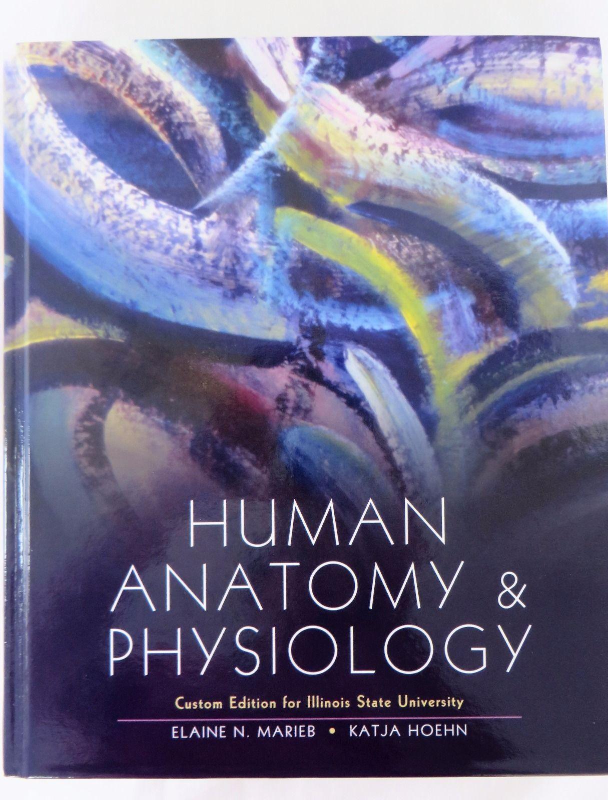 Human Anatomy & Physiology Marieb Free and 9 similar items