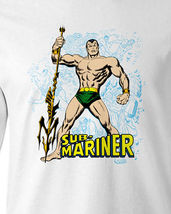 Mariner tshirt prince namor t shirt retro vintage comics long white sleeve for sale tee thumb200