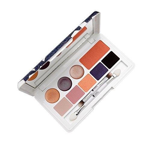 NP Set Denim Set, 0.42 oz Makeup Set Pallette