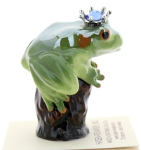 Hagen-Renaker Miniature Tree Frog Figurine Birthstone Prince 09 September image 2