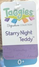 Mary Meyer Baby 40193 Taggies Signature Collection 15 inch Starry Night Teddy image 7