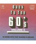 Back to fro the 18.3ms Volumen II por diversos CD - $2.38