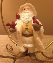Hallmark Keepsake Merry Olde Santa Ornament 1997 Cardinals #8 in Series - $16.99