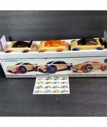 Automoblox Minis Design Cars Set 3 Designed Calello Race Still in Box Ve... - $34.65