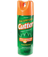 Cutter Unscented 10 Hour Insect Repellent Water Resistant Bug Spray Can ... - $11.99