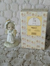 Enesco Precious Moments A Bouquet From God's Garden Of Love Figure 1996 - $9.69