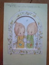 Vintage Hallmark Betsy Clark Mother's Day Greeting Card 1977 - $6.99