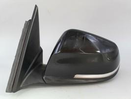 13 14 15 BMW X1 LEFT BLACK AUTO DIM DRIVER SIDE POWER DOOR MIRROR OEM - $247.49
