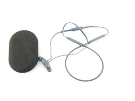 Beats By Dr Dre Beats X Headphones Gray  For Parts Only - $11.61