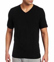 Hugo Boss Men's 3 Pack Pure Cotton Regular Fit V-Neck Shirt T-Shirt 50325386 image 5