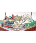Disney My Disneyland Diorama Model Set Miniature Model kit DeAGOSTINI Fi... - $1,977.03