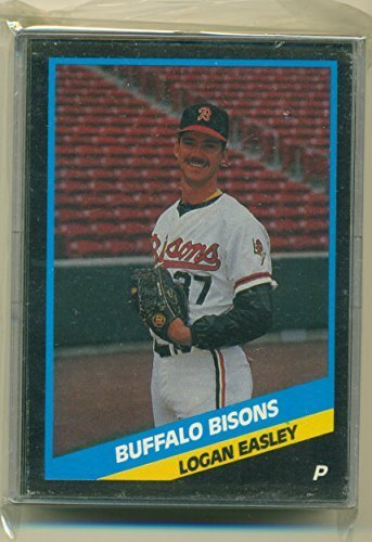1988 ProCards Buffalo Bisons Complete Minor League Team Set - Baseball Cards