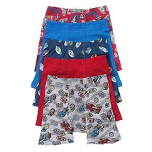 5-Pack Hanes Toddler Boys Printed Boxer Briefs - Assorted Prints - 2/3T ... - $17.09