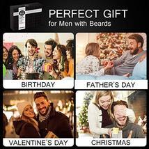 Beard Kit Beard Care & Grooming Kit for Men Gifts, Natural Organic Beard Oil, Be image 7