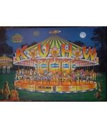 Mint KVHW Fillmore Poster 1999 STEVE KIMMOCK BOBBY VEGA - $25.99