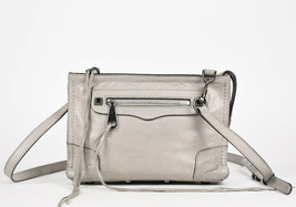 Rebecca Minkoff 'Regan' Crossbody Bag - Putty (Retail - $195) - $78.21