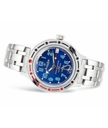 Russian Mechanical Automatic Wrist Watch VOSTOK AMPHIBIAN DIVER 420382 - $61.74