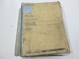 Caterpillar 325 325L Excavators 8YK1 8NK1 98Z1 Parts Manual Damaged Stained Oem - $19.75