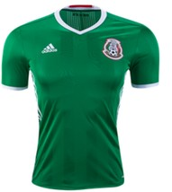 NWT  MÉXICO NATIONAL TEAM HOME JERSEY  SIZE S TO 4XL - $44.99+