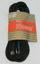 Hosa Technology MID320 MIDI Cable 5Pin DIN To Same 20 Feet Long image 1