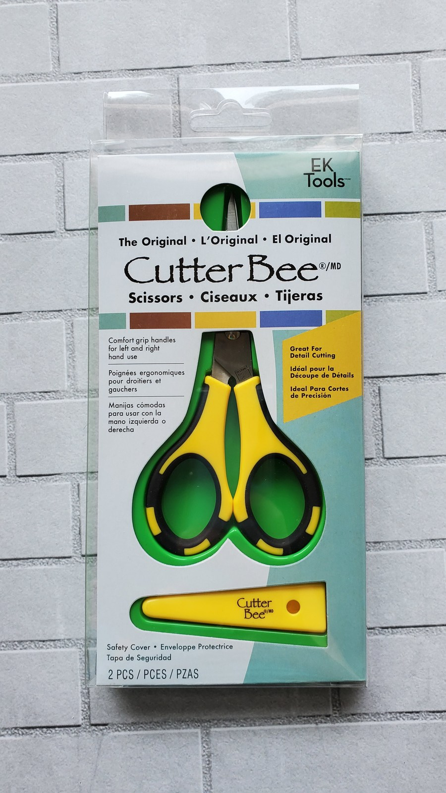 Cutter Bee Detail Scissors. CLEARANCE