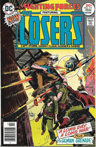 Our Fighting Forces Comic Book #171 The Losers, DC Comics 1977 VERY FINE- - $12.59