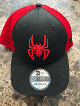 Neo Spider-Man Symbol Marvel 39Thirty New Era Fitted Hat - Medium/Large - $34.64