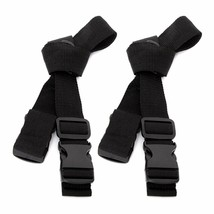 Mac Sports Collapsible Folding Outdoor Utility Wagon Straps - Black - $32.65 CAD