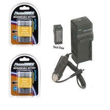 TWO 2X EN-EL15B Batteries + MH-25A Charger for Nikon Z7 and Z6 Digital C... - $44.99