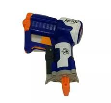 2 Toy Gun Dart N-Strike Elite Triad EX-3 Nerf Hasbro 2012 - $14.85
