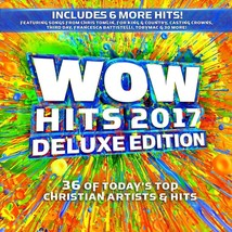 WOW HITS 2017 -DELUXE EDITION - 2 CD SET by Various