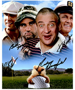 CADDYSHACK- MURRAY, CHASE,KNIGHT,DANGERFIELD Signed Autographed Cast Pho... - $245.00